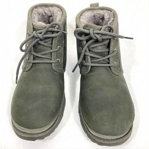 UGG Men's Green-Charcoal Neumel Waterproof Size 6